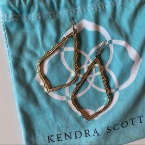 Kendra Scott Sophie Drop Earrings in Gold